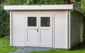 Hastings garden shed costs