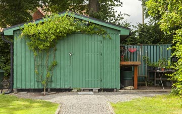 benefits of Hastings garden storage sheds